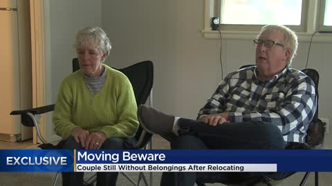 Couple moves cross country to Racine, has dispute with moving...